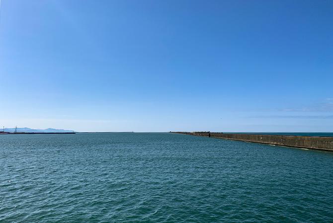 酒田北港(2021.3.4)
