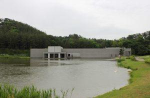 土門拳記念館と拳湖がJIA25年賞を受賞