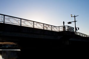 中の口橋 2012.10.8