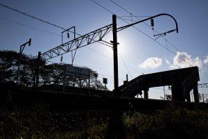 東酒田駅 2011.9.25
