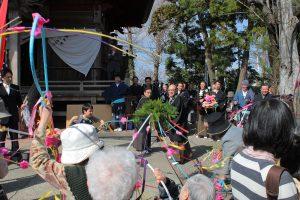 鵜渡川原まつり 2011.4.18